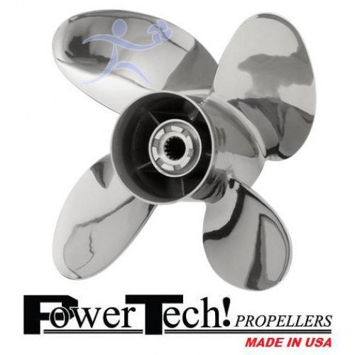PowerTech OFS4 Performance Propeller 115-250 HP Honda