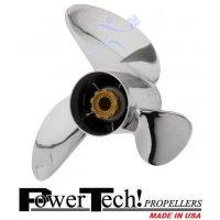 PowerTech OSN3 Stainless Propeller E/J 40-140 HP