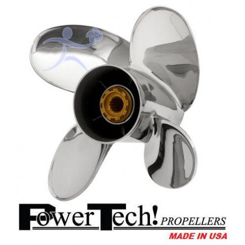 PowerTech PFL4 Propeller Suzuki 150-300 HP