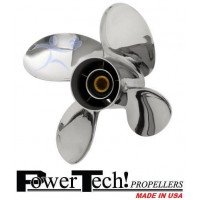 PowerTech PFO4 Propeller Yamaha 50-130 HP