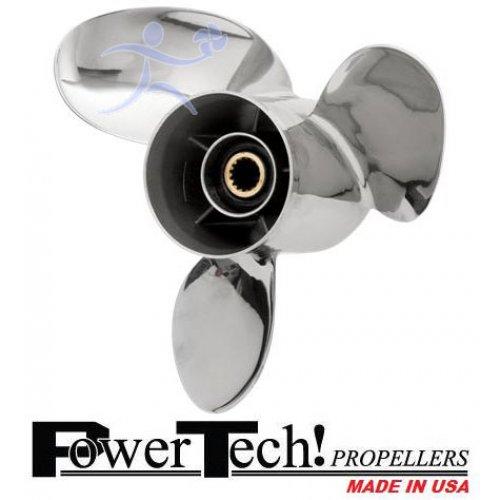 PTC3 Propeller 115-250 HP Tohatsu - Powertech Propellers