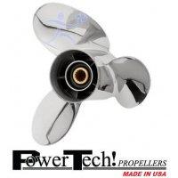 PowerTech PTR3 Propeller Yamaha 50-130 HP