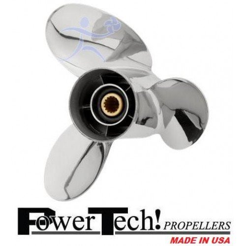 PowerTech PTR3 Propeller 60-130 HP Honda