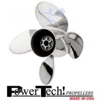 PowerTech PTZ4 Propeller 90-300 HP Mercury