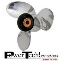 PowerTech RAF3 Propeller Yamaha 50-130 HP