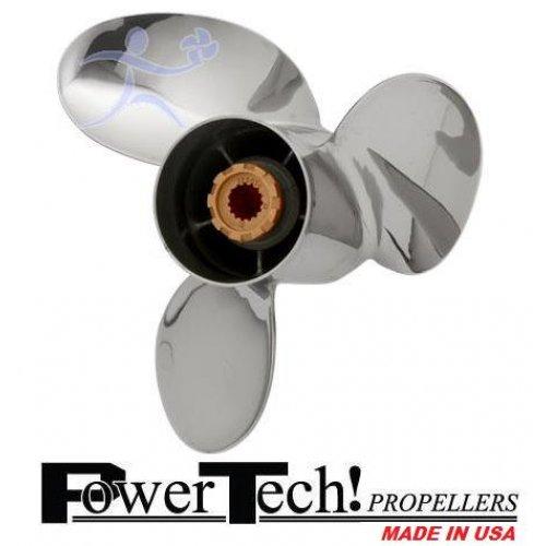 PowerTech RAF3 Propeller 60-140 HP Tohatsu