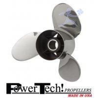 PowerTech RAS3 Propeller 90-300 HP Mercury