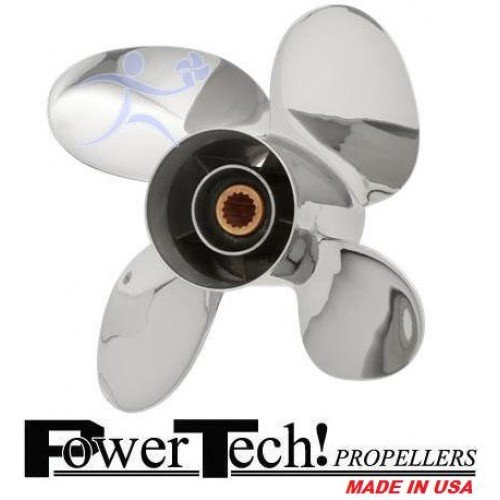 PowerTech RED4 Propeller 60-140 HP Tohatsu