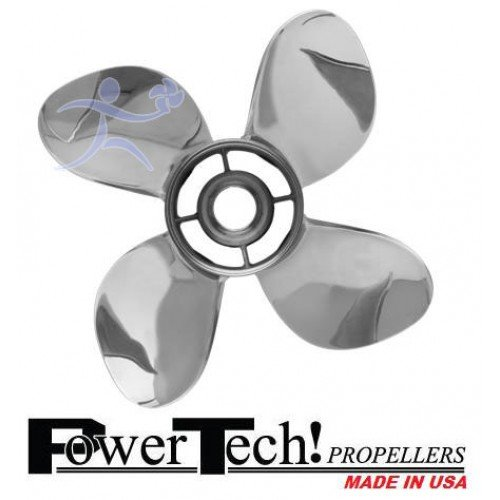 PowerTech RKR4 Propeller Suzuki 150-300 HP