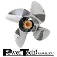 PowerTech SCB4 Propeller 35-65 HP Suzuki