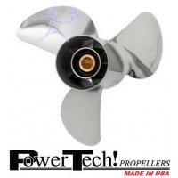 PowerTech SCD3 Propeller Yamaha 50-130 HP