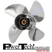 PowerTech SCD4 Propeller Yamaha 50-130 HP
