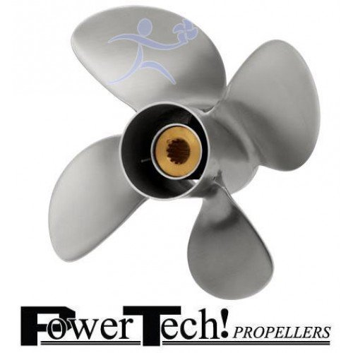 PowerTech SRD4 Propeller Yamaha 25-60 HP