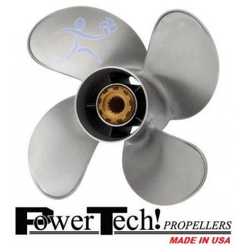 PowerTech SWW4 Propeller 50-140 HP Suzuki