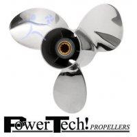 PowerTech TLR3 Propeller 15-35 HP Evinrude