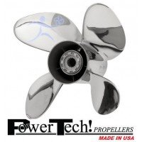 PowerTech TRO4 Propeller 115-250 HP Honda