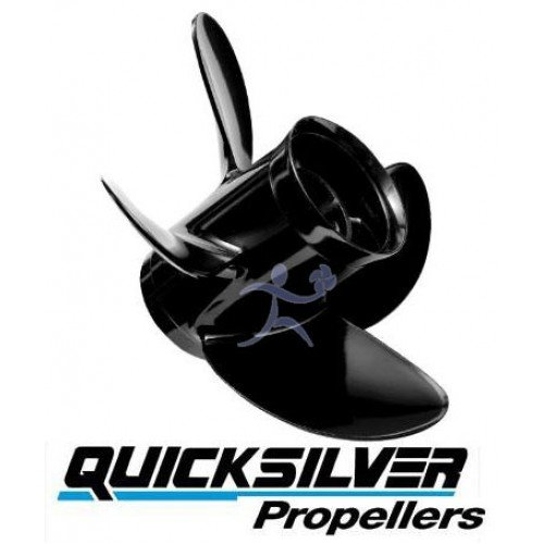 Quicksilver Nemesis Propeller Yamaha 25-60 HP