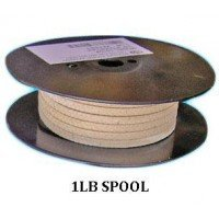 Teflon Flax Packing (PTFE) 1LB Spool
