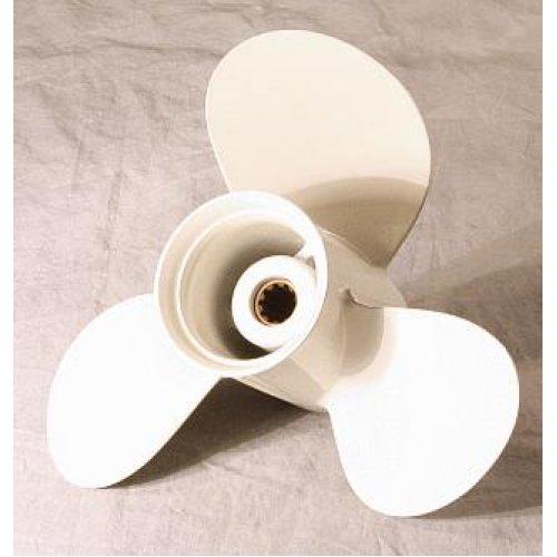PowerTech Aluminum Propeller 9.9-20 HP Tohatsu
