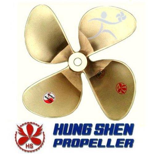 """Hung Shen EP4 Bronze Propeller 15"""""""