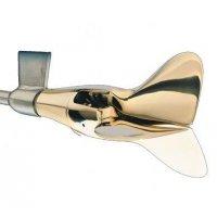 "Gori 3 Blade Sailboat Propeller 15"""