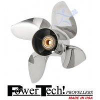 PowerTech RXB4 Propeller Yamaha 50-130 HP