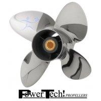 PowerTech SRA4 Propeller Yamaha 20-30 HP