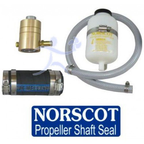 Norscot Dripless Shaft Seal 2.750""