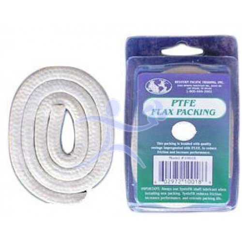 "Teflon Flax Packing 7/16"" X 24"""
