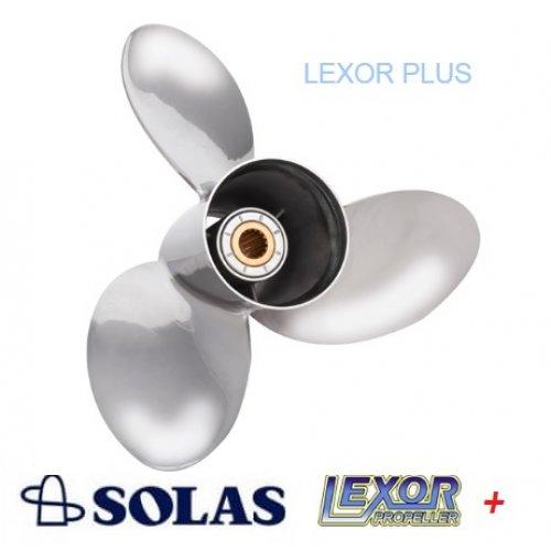 Solas Lexor 3 Plus Propeller Suzuki 150-300 HP