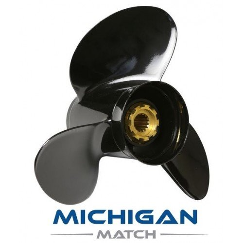 Michigan Match Propeller 9.9-30 HP Mercury