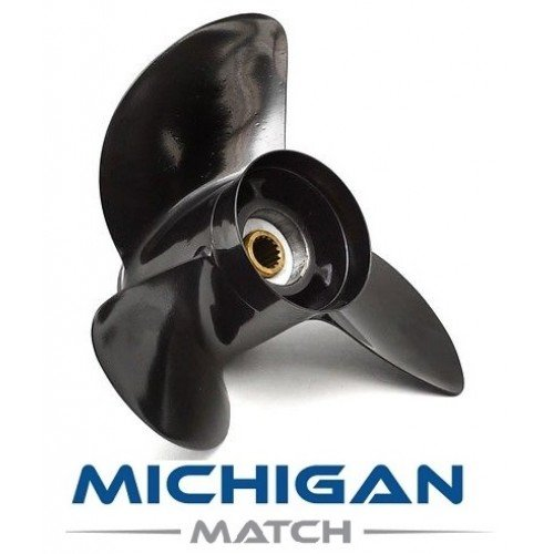 Michigan Match Propeller Yamaha 50-130 HP