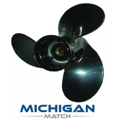 Michigan Match Yamaha Propeller 6-9.9 HP
