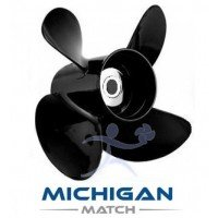 Michigan Match 4 Propeller 90-300 HP Mercury