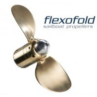 "Flexofold LA Folding Propeller 15"" X 2 Blade"
