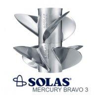 Quicksilver Mutter kl Propellermutter Mercruiser Bravo 3 III 11-862907 DuoProp