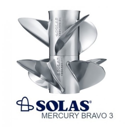 15 1//4x15, 15X17, 14 1//2X19, 14 1//4X21 POLASTORM Outboard Propeller for Mercury//Mariner 135-225HP,250-300HP,MERCRUISER STERNDRUVES Alpha,Bravo ONE