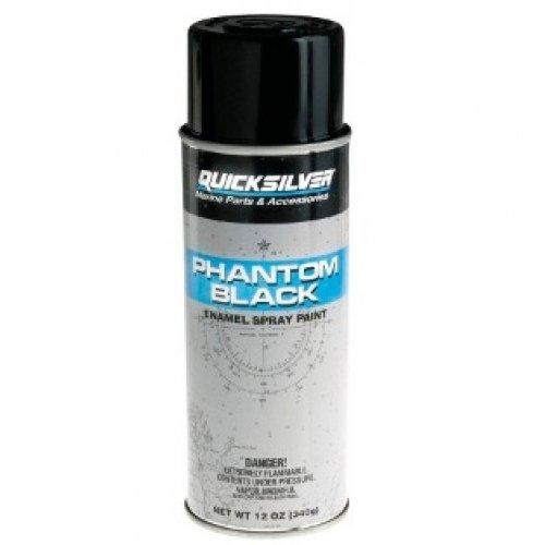 Quicksilver Phantom Black Paint