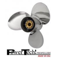 PowerTech WBX3 Propeller 40-140 HP Mercury