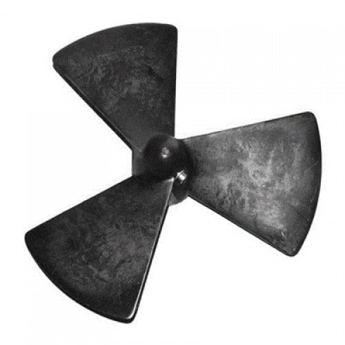 Sidepower Propeller 3-blade 4HP and 7HP with 14mm Shaft