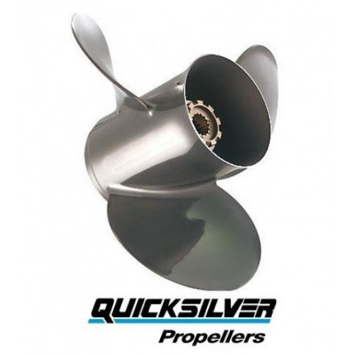 Quicksilver Silverado Propeller 9.9-25 HP Mercury