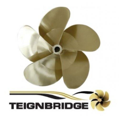 """Teignbridge Propellers Highly Skewed 30"""" LH 3"""" Bore"""