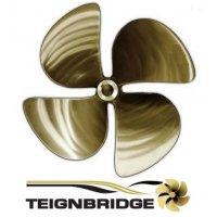 "Teignbridge Propellers Aquapoise 22"" LH 1.50"" Bore"