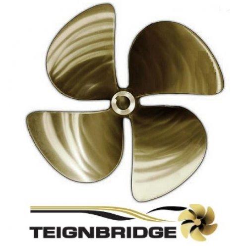 "Teignbridge Propellers Aquapoise 22"" LH 1.75"" Bore"