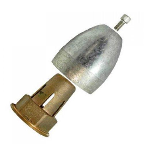 "Propeller Zinc Nut 1.250"""