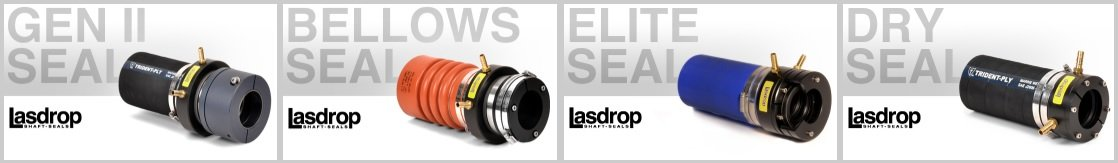 Lasdrop GEN II Shaft Seal 3.750""