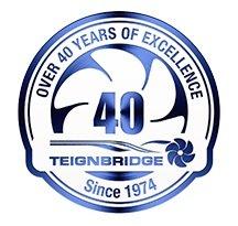 """Teignbridge Propellers Highly Skewed 32"""" LH 3"""" Bore"""